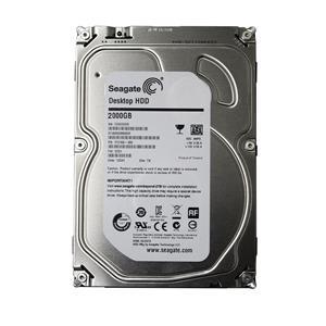 Seagate Desktop 2TB 64MB Cache Internal Hard Drive